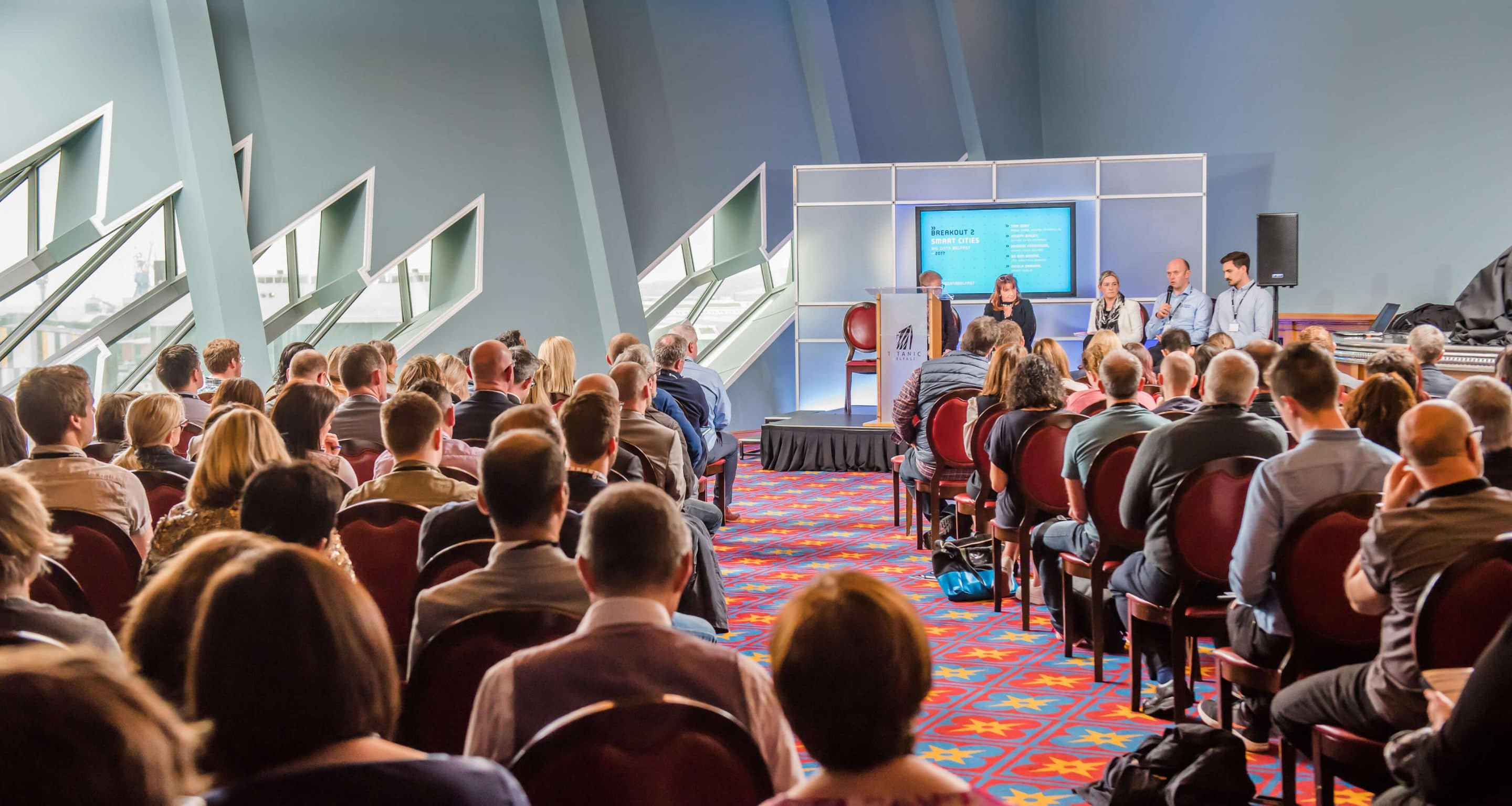 Life Less Complicated – A record turn out at Big Data Belfast conference leads to action on and with analytics featured image